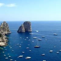 Capri - ilha de sereias