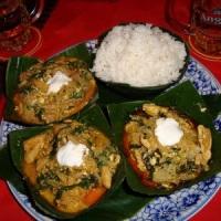 Cozinha Khmer